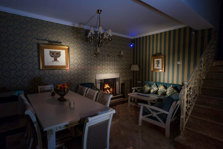 Casas Di Maria,Tsaghkadzor Luxury/Villa for 10 PAX