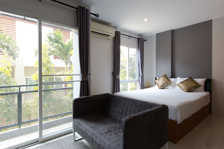 20% discount , New Apartment near DMK Airport - Bangkok - Appartement