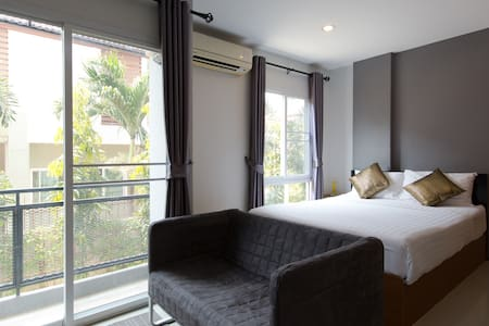 New Apartment, 15min to DMK, Wifi - Бангкок - Квартира