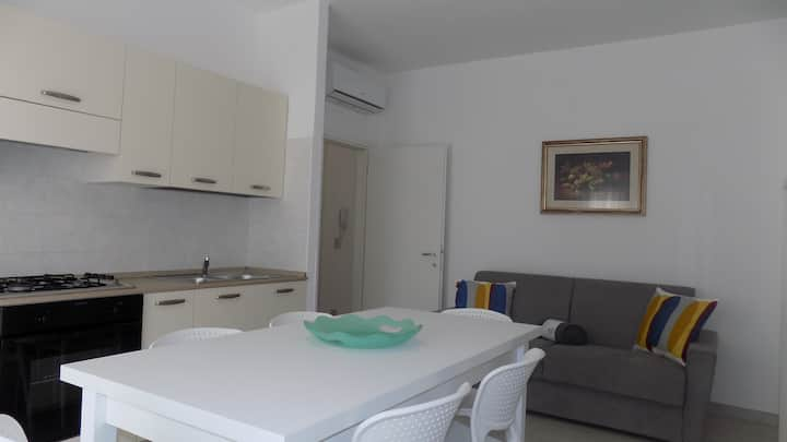 excelent two-rooms apartment
