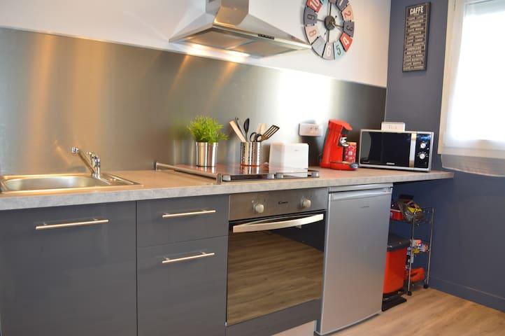 Cosy et moderne en hyper-centre - Saint-Nazaire - Lägenhet