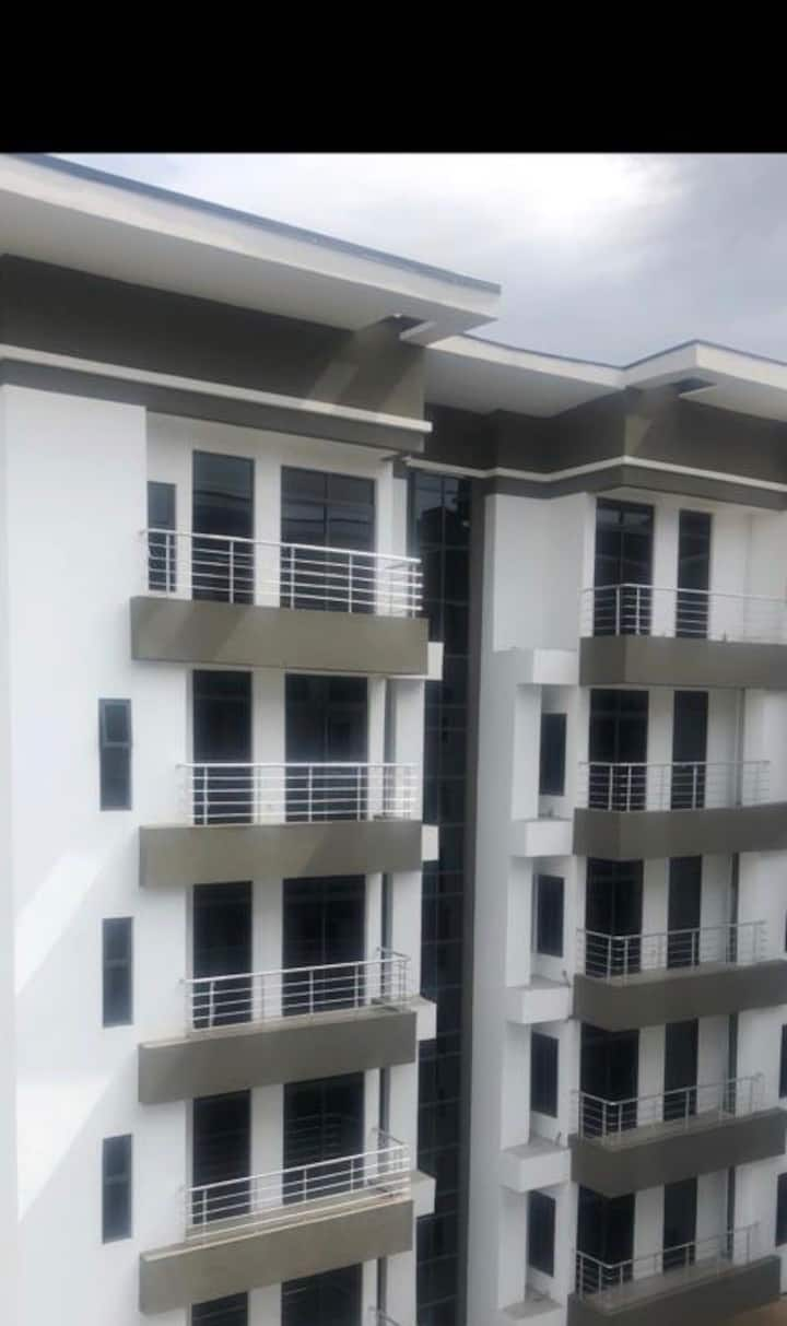 A tastefully furnished one bedroom Apartment