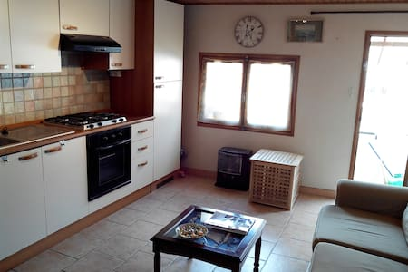 Tallard center- a charming village apartment . - Tallard - Lejlighed