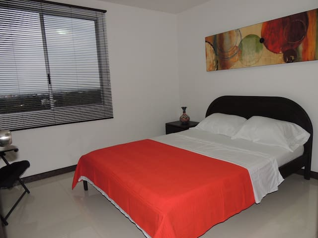 Habitación con baño privado - Cali - Apartment