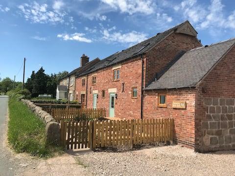 Butterley Bank Farm - Wren Cottage