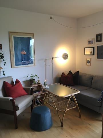 Cozy one bedroom apartment in Copenhagen N