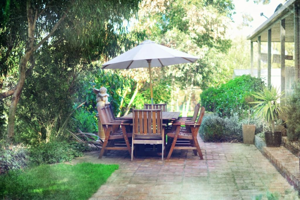 Relax and enjoy in our natural surrounds