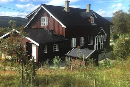 #byjentapåLykkja - Geilo - Wohnung
