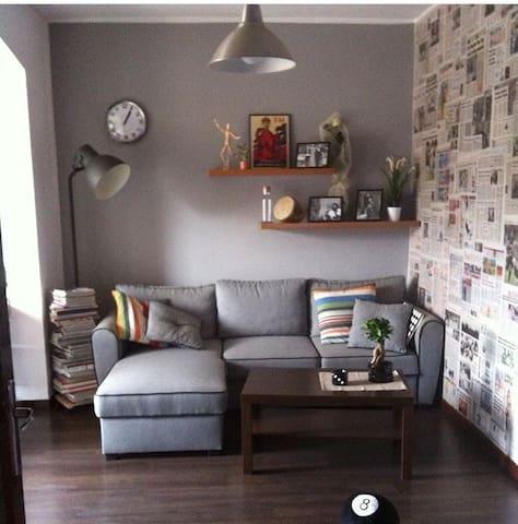 Appartamento in casa singola Bergamo (max 4 pers.)