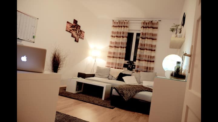 One Room, very close to the city (2km)