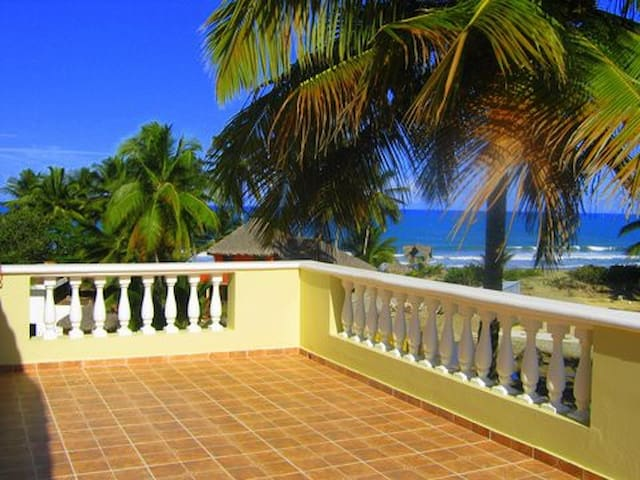 Oceanfront Penthouse Wow View! - Cabarete