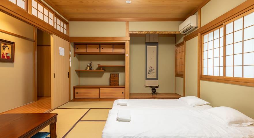 Tatami room(big)at 2nd floor