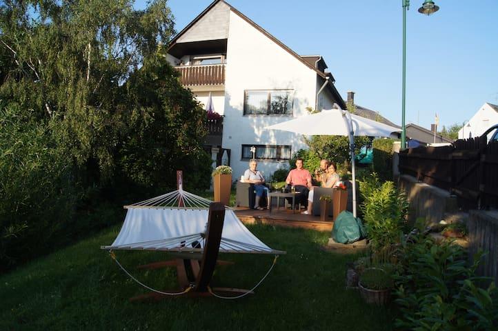 """Ferienwohnung """"Haus Starkenburg"""" - Starkenburg - Huoneisto"""