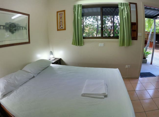 Eco Accommodation in the heart of Hervey Bay