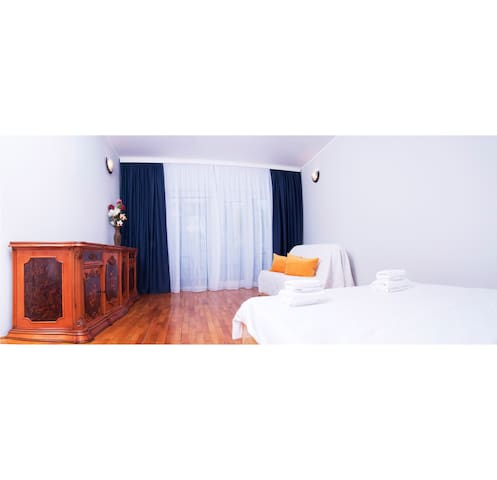 (D) Super cozy double room, 50 meters from the sea - Mangalia - Apartamento