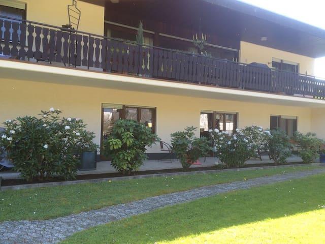 Komfortabel im grünen wohnen. NR 2 - Hausen (Wied) - Apartament