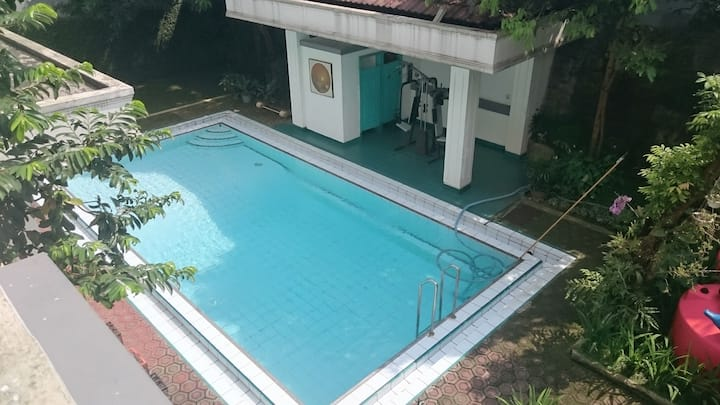 Villa Pasteur with private Swimming Pool