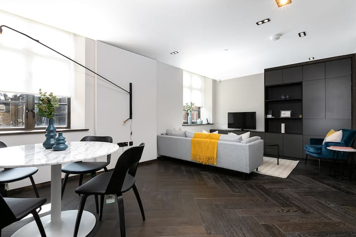 Luxury apartment 1 bedroom, Oxford Street V