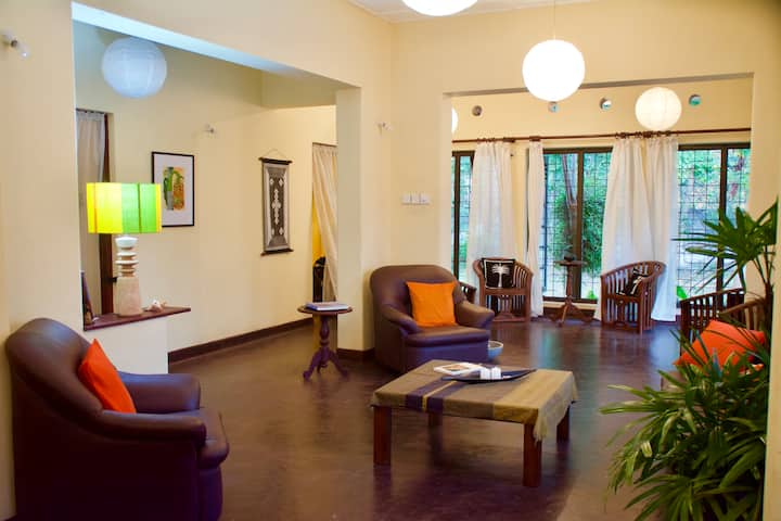 Space to Relax at Lavinia House
