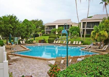 Sanibel Island Florida 2 Bdm Condo - 아파트(콘도미니엄)