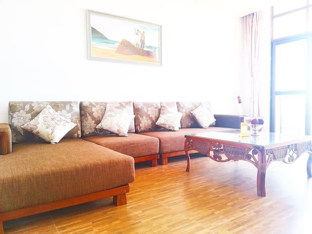三亚湾全海景度假公寓 凤凰机场