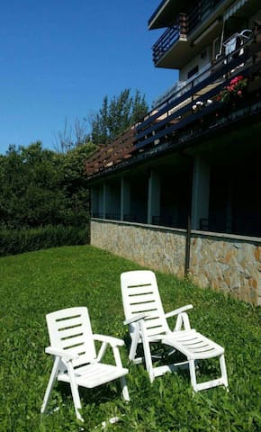 PERFECT MOUNTAIN HOUSE - San Giacomo - Leilighet