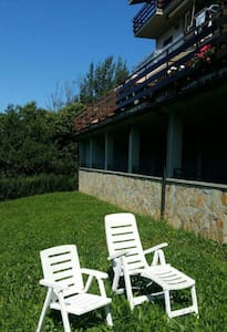 PERFECT MOUNTAIN HOUSE - San Giacomo - Wohnung