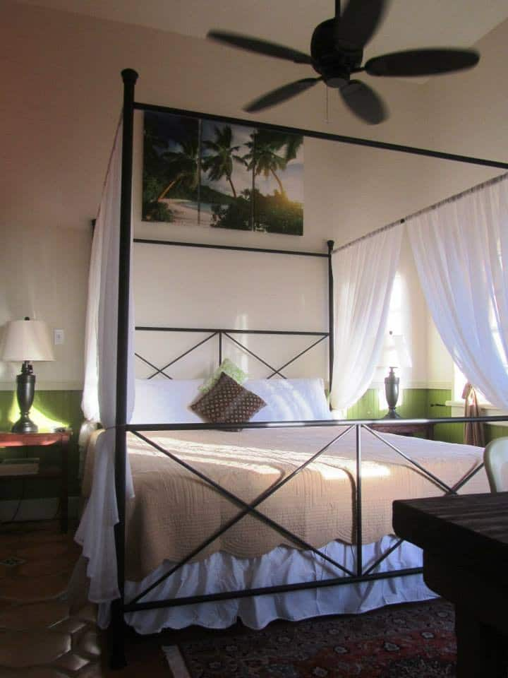 King with added Double Room