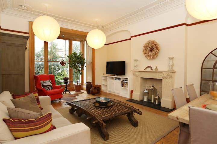 Stunning traditional flat in the heart of Bristol - Bristol - Appartement