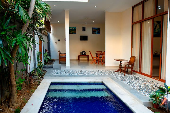 PROMO!! 3BR Villa Omega, Cozy place, Private Pool