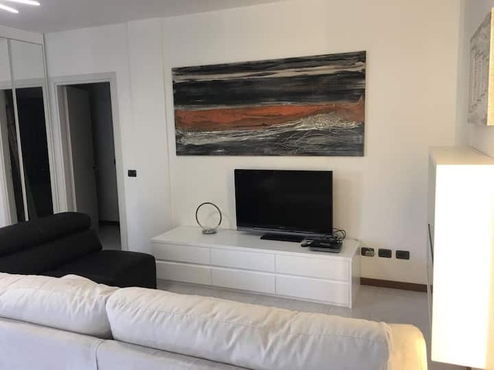 Spacious and cozy flat near Malpensa airport