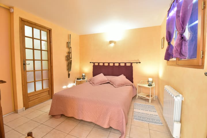 Chambre Annexe - Villa Sotéria Chantemerle les Grignan
