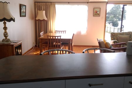 Comfortable 2 bedroom unit in Haruru Falls. - Bungalow