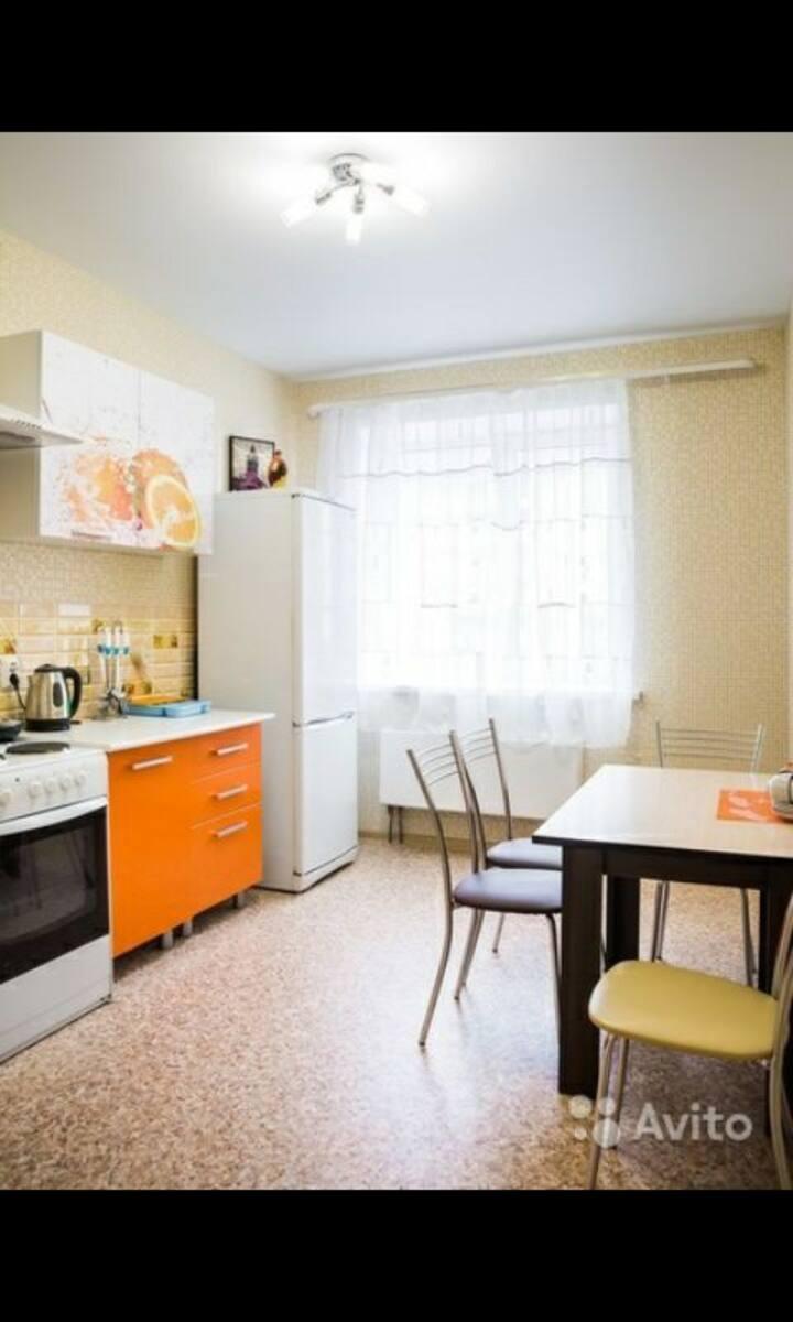 Квартира в комфортном ЖК,рядом с Московским просп.