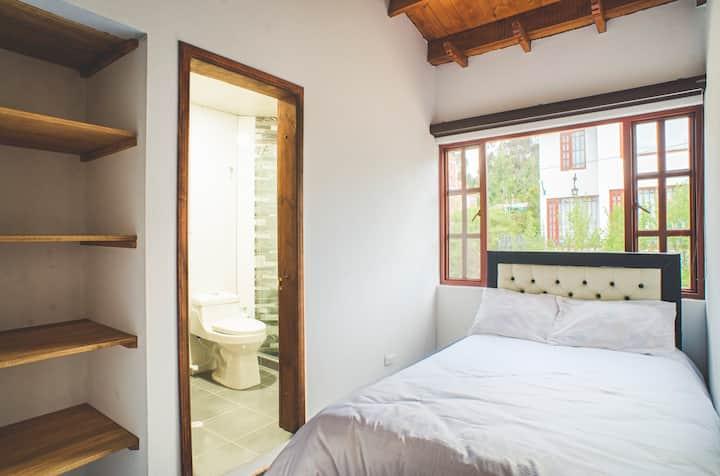 Habitación en Guatavita a 5 min de la Represa (2)