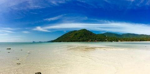 Plaża Luksusowa spokojna willa z prywatnym basenem