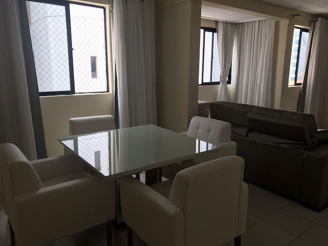Apartamento confortável em Intermares Cabedelo