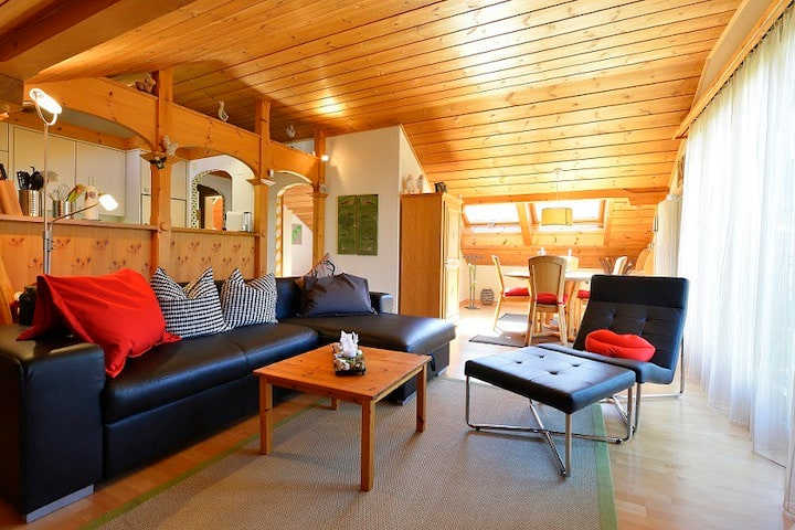 Ferienwohnung WYSS, (Scuol), Apartment for 2-5 people