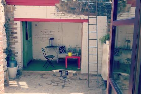 Maison atypique plein centre ville de Vitré! - Vitré