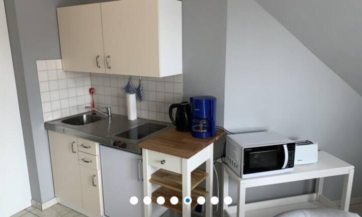 Kleine Wohnung in Warnemünde im DG JB6
