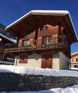 Logement dans chalet montagne - Villaroger - Doğa içinde pansiyon