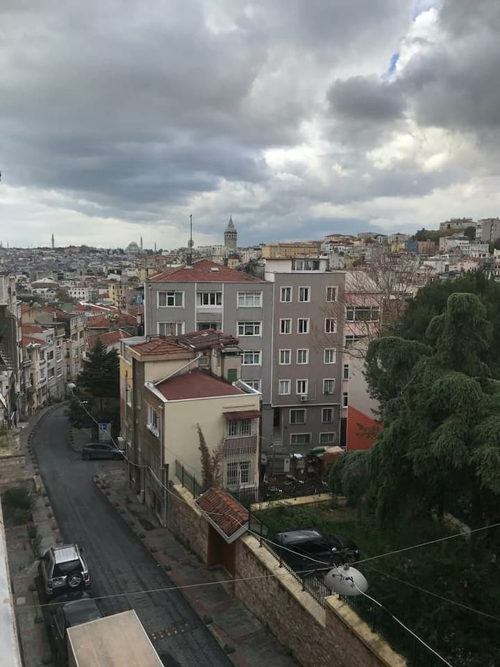 Cheap and clean room in the center of Istanbul
