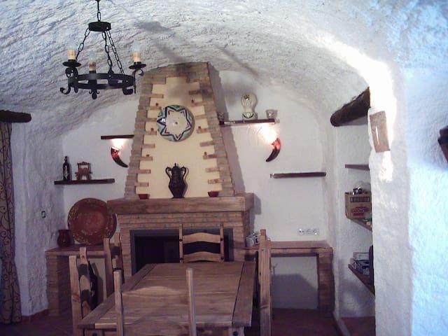 Cueva El Monterón 2 - Cúllar