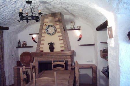 Cueva El Monterón 2 - Cúllar - Luola