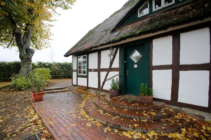 beautiful farmhouse in Nationalpark