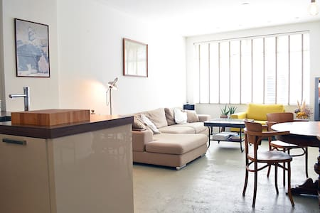 Stylish and romantic 2p city ap in popular area! - Appartement