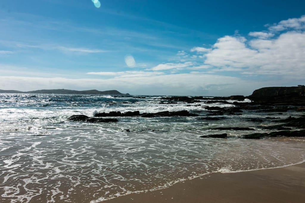 Playa Major a 300m