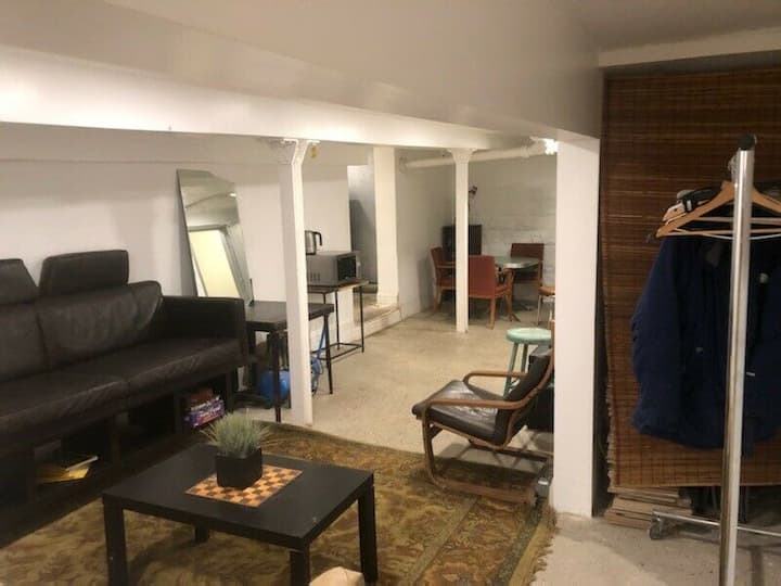 Affordable basement in the heart of Junction