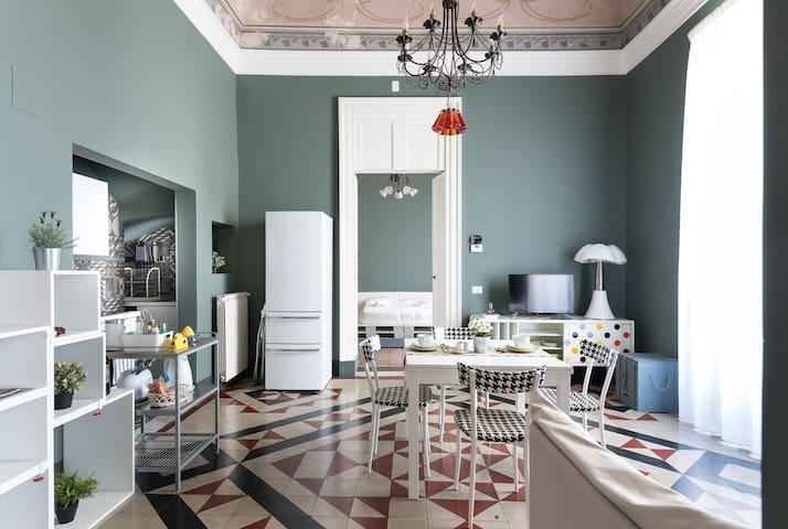 Duomo Luxury Home - Catânia - Apartamento