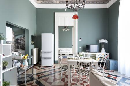 Duomo Luxury Frescoes Home